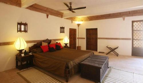 Ahhichatragarh Fort, Nagaur, Rajasthan, India.