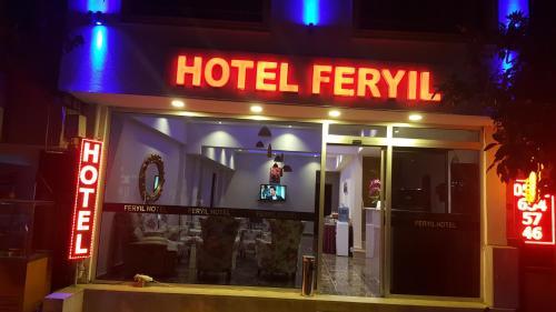 Fethiye Hotel Feryıl Avm telefon