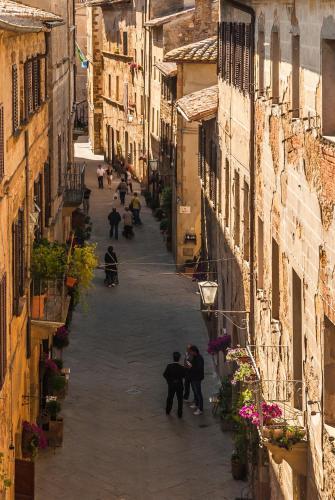 Podere La Bandita, 53206 Pienza (SI), Tuscany, Italy.