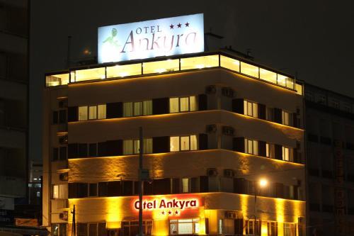 Ankara Ankyra Hotel odalar