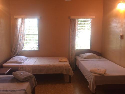 Tropicool Hotel foto della camera