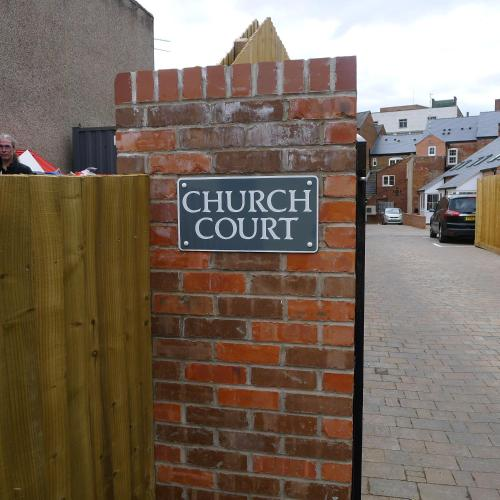 . Church Court Apartments