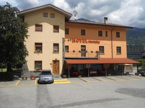 Фото отеля Hotel Mochettaz