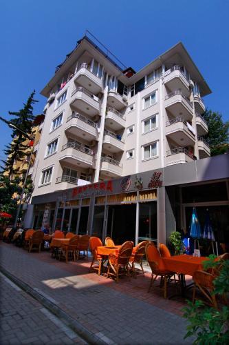 Alanya Kleopatra Bavyera Hotel ulaşım