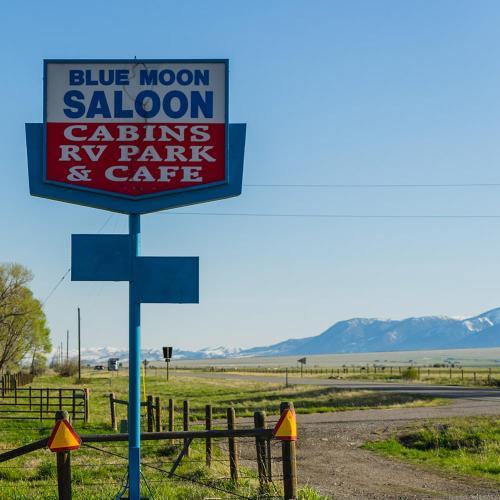 Blue Moon Saloon - Cameron, MT 59720