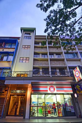 Hotel Kooler Inn, Kota Kinabalu