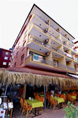 Kleopatra Bebek Hotel, 7400 Alanya