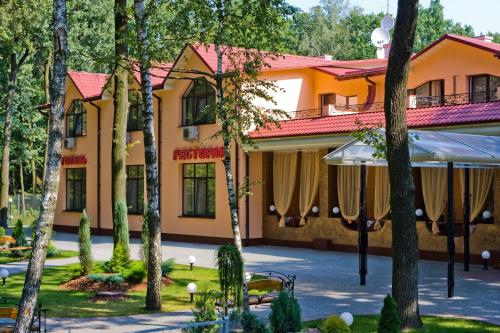 . Hotel Complex Zelenyi Gai