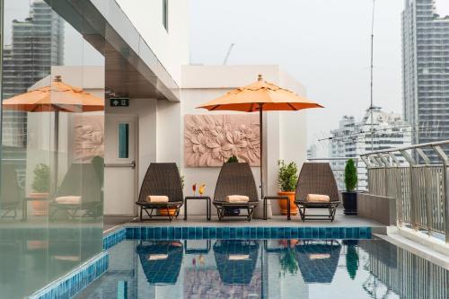 Adelphi Suites Bangkok photo 17