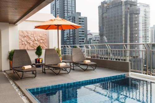 Adelphi Suites Bangkok photo 21