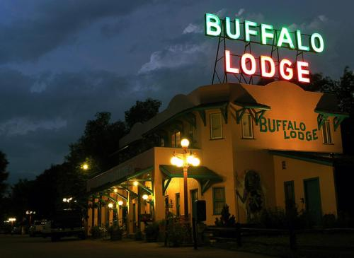 Hotel Buffalo Lodge & Bicycle Resort