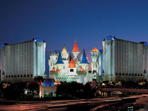 3850 S Las Vegas Blvd, Las Vegas, Nevada 89109, United States.