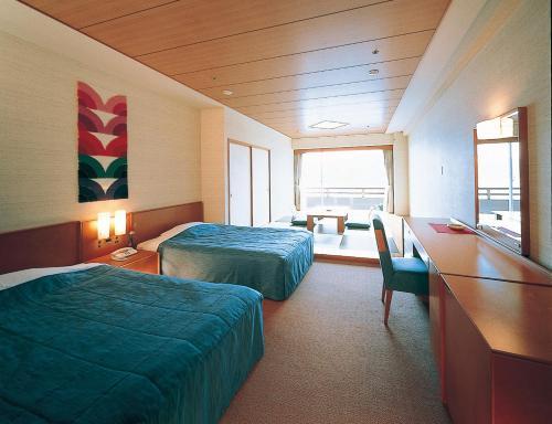 Akazawa Onsen Hotel image