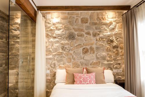 Habitación Individual Económica Hotel Abaco Altea 1