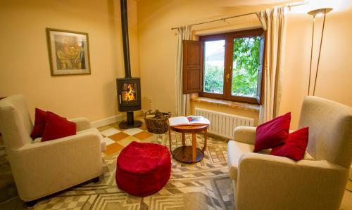 Junior Suite La Torre del Visco - Relais & Châteaux 9