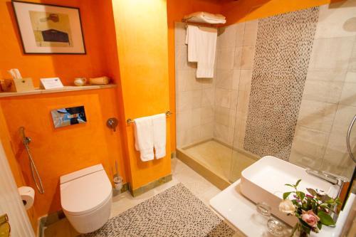 Superior Double Room - single occupancy La Torre del Visco - Relais & Châteaux 10