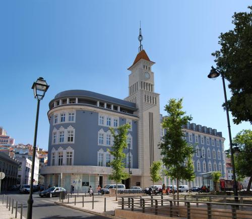 . Lisbon Five Stars Apartments 8 Building