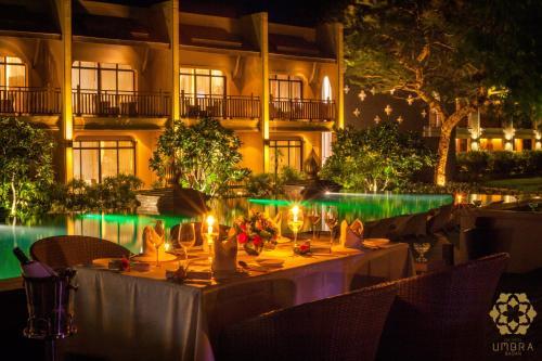 . The Hotel Umbra Bagan