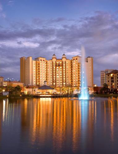 Wyndham Grand Orlando Resort Bonnet Creek photo 8