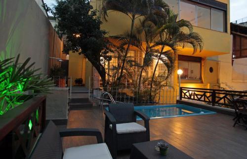 Фото отеля Hangar Rio Hostel