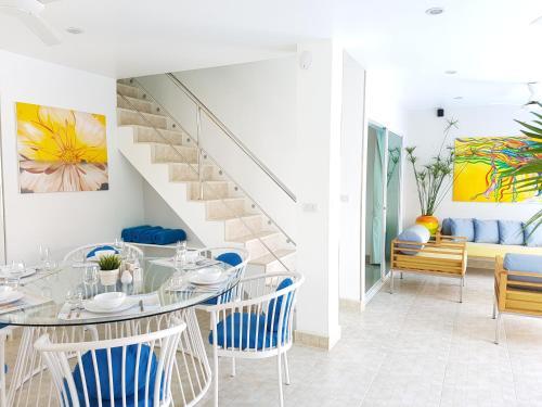 . Duplex Bang Por Beach Apartment