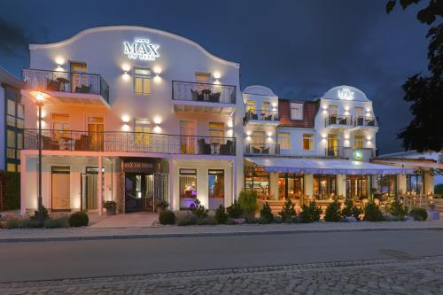 . Hotel Max am Meer Kühlungsborn