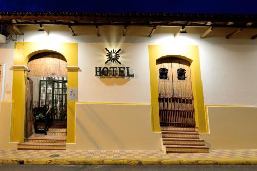 . Hotel La Posada del Doctor