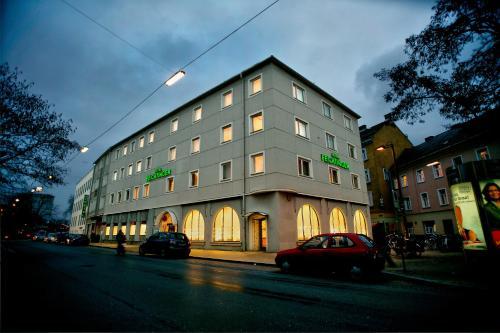 1a Lendplatz, 8020 Graz, Austria.
