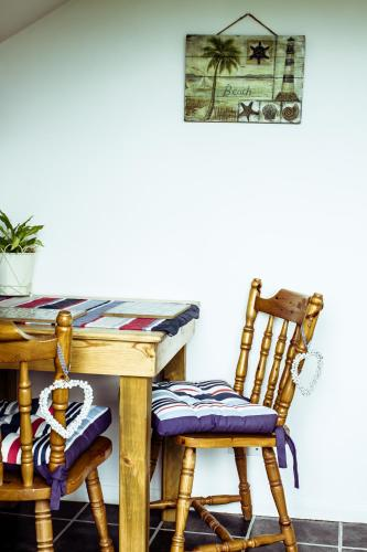 The Garret Topsham 房间的照片