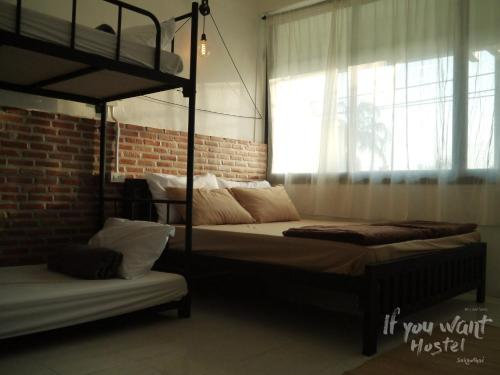 If you want Hostel Sukhothai room photos