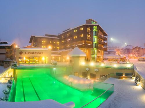 Alpinresort Sport & Spa Hinterglemm