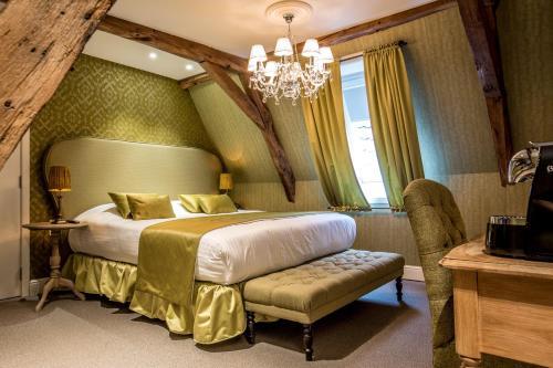 Hotel De Castillion - Small elegant hotel Классический номер