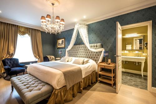 Hotel De Castillion - Small elegant hotel Номер Делюкс