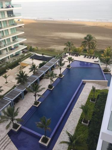 Hotel Upgraded Oceanfront Morros Ultra