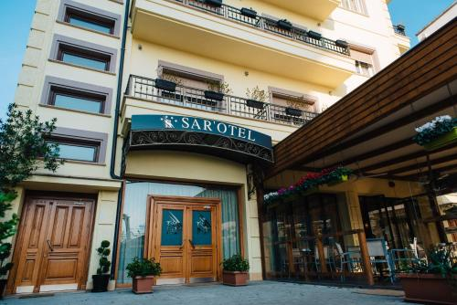 . Sar'Otel Boutique Hotel