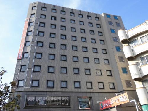 憩岡山酒店 Hotel Repose Okayama