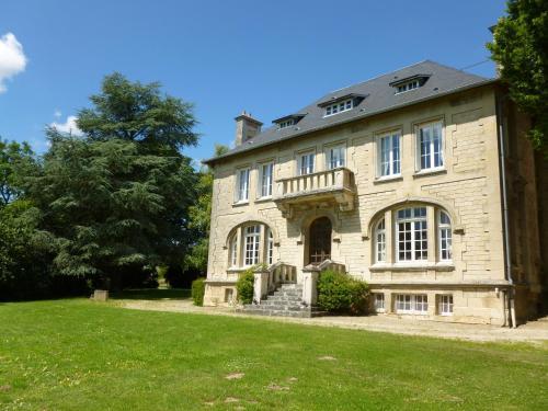 . La chambre au Château