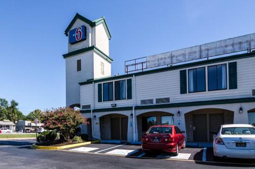 Motel 6 Newark De - Newark, DE 19713