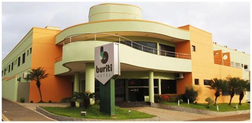 Foto de Buriti Hotel