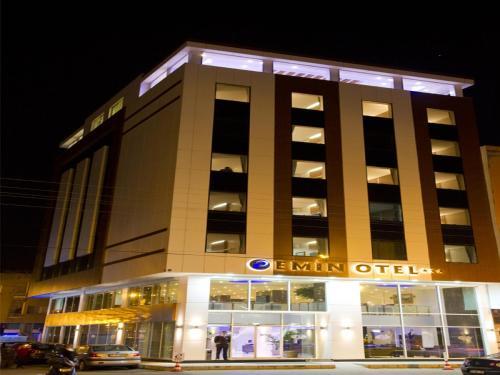 İskenderun Emin Otel adres
