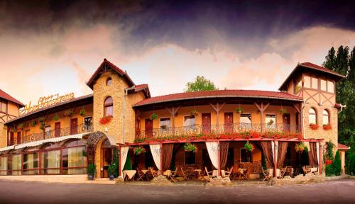 . Hotel Transilvania