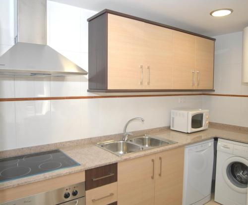 Apartman s 1 spavaćom sobom i terasom - prizemlje (One-Bedroom Apartment with Terrace - Ground Floor)