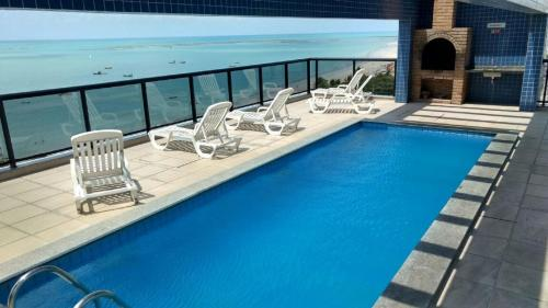 HotelApartamento Luxo 2 Quartos a Beira Mar