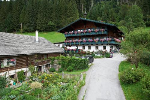 Appartement Ferienhof Ortnergut Eben im Pongau