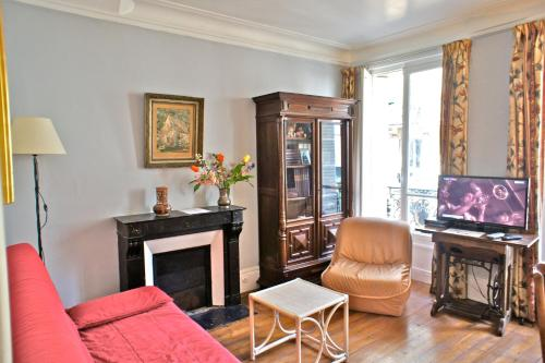One Bedroom Quartier Latin impression