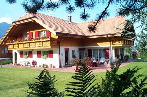 Haus Abendberg - Apartment - Wilderswil bei Interlaken