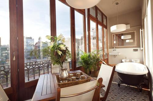 Apartment Barcelona Rentals - Rambla de Catalunya Center impression