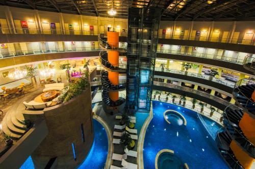 Pamukkale Doğa Thermal Health & Spa odalar
