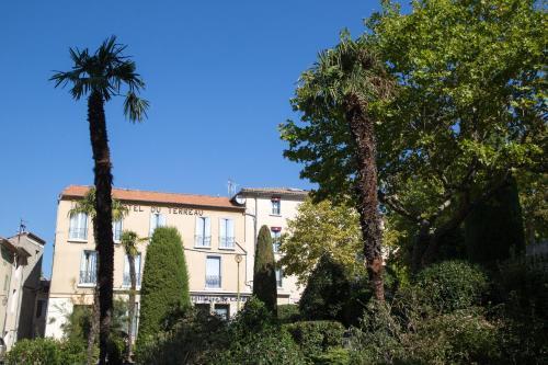 . L'Hôtel du Terreau Logis de France