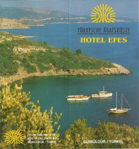 Gumuldur Hotel Efes coupon